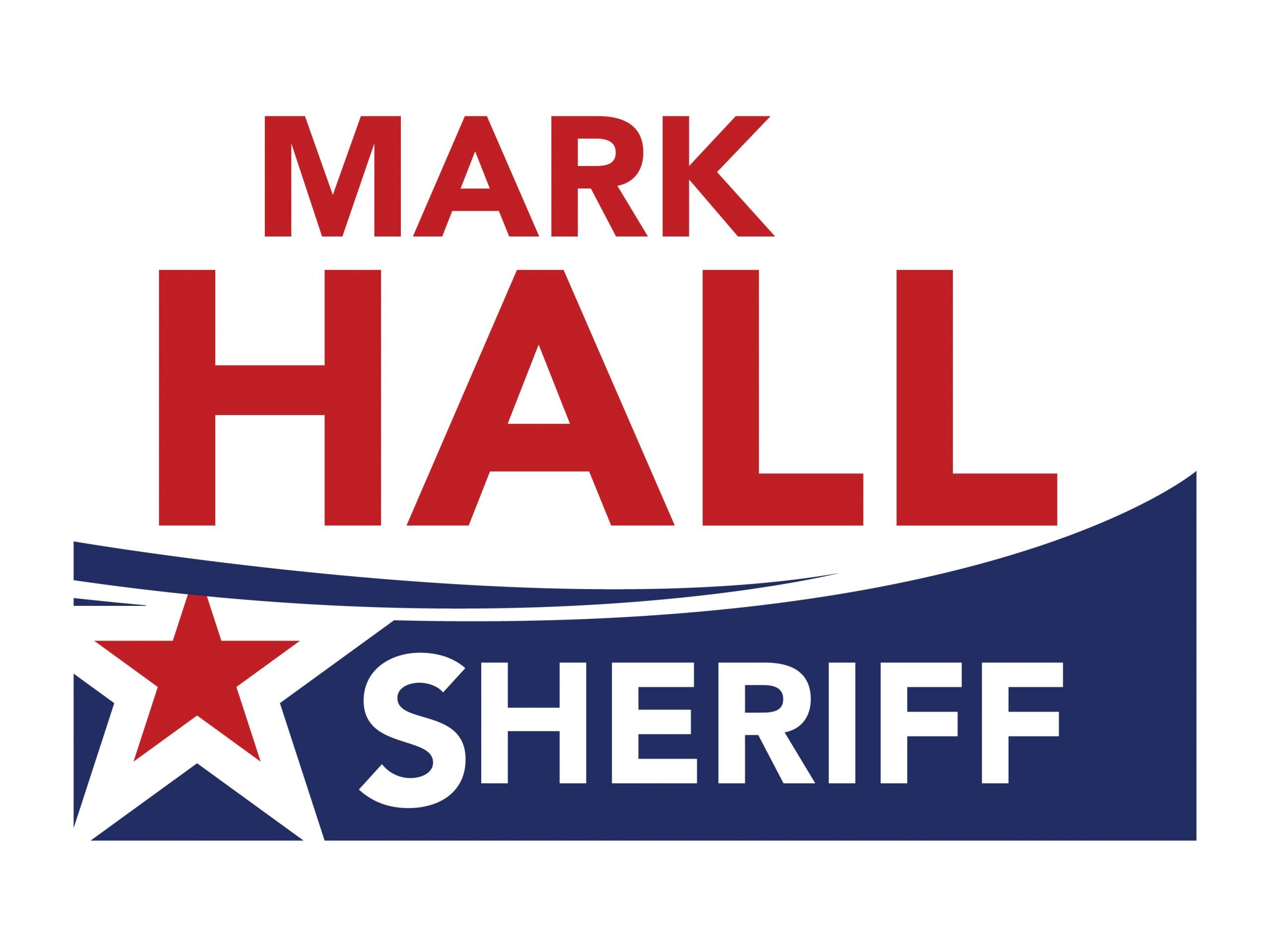 Mark Hall Sign For Campaign