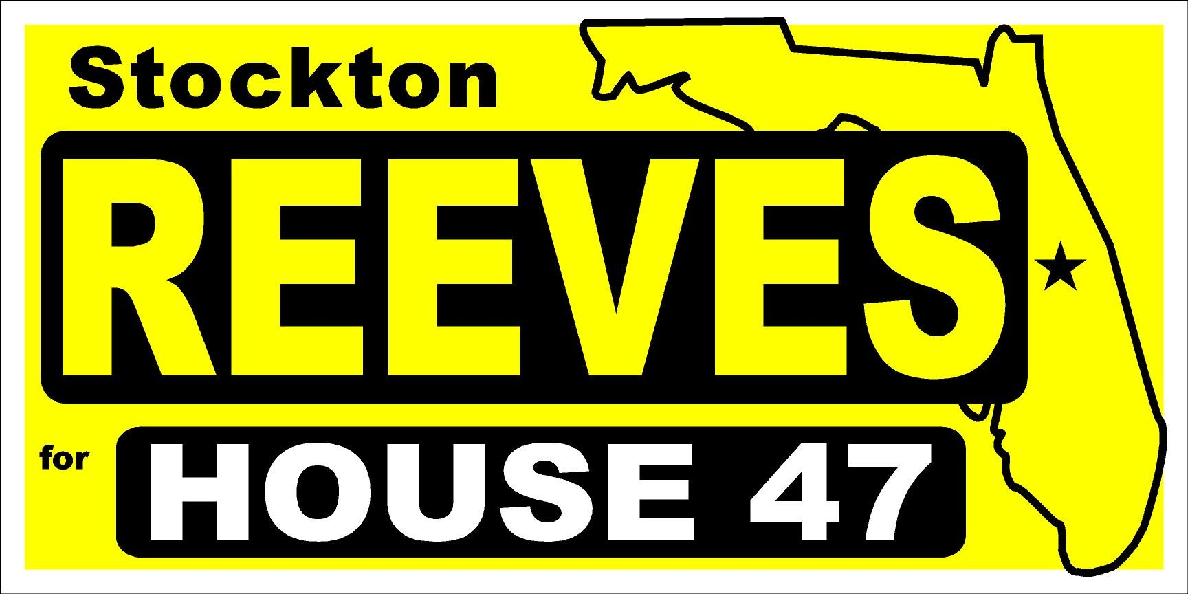 Reeves House Sign