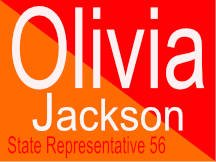 Jackson State Rep Sign Design