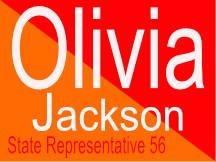 Jackson State Rep Sign Design
