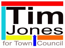 Tim Jones Yard Sign