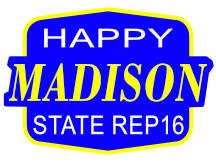 Madison Campaign Sign