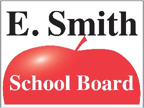 E Smith Schools Sign