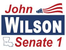 Wilson For Senate Logo Idea