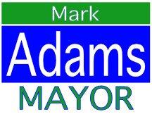 Mark Adams Logo