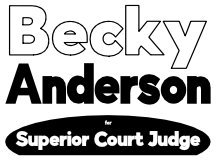 Anderson Campaign Logo