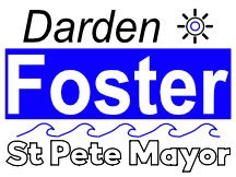 St Pete Mayor Campaign Logo