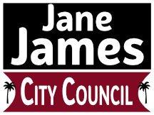 Jane James For City Council