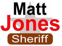 Matt Jones For Sheriff Sign Idea Logontemplate