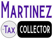Martinez For Tax Collector