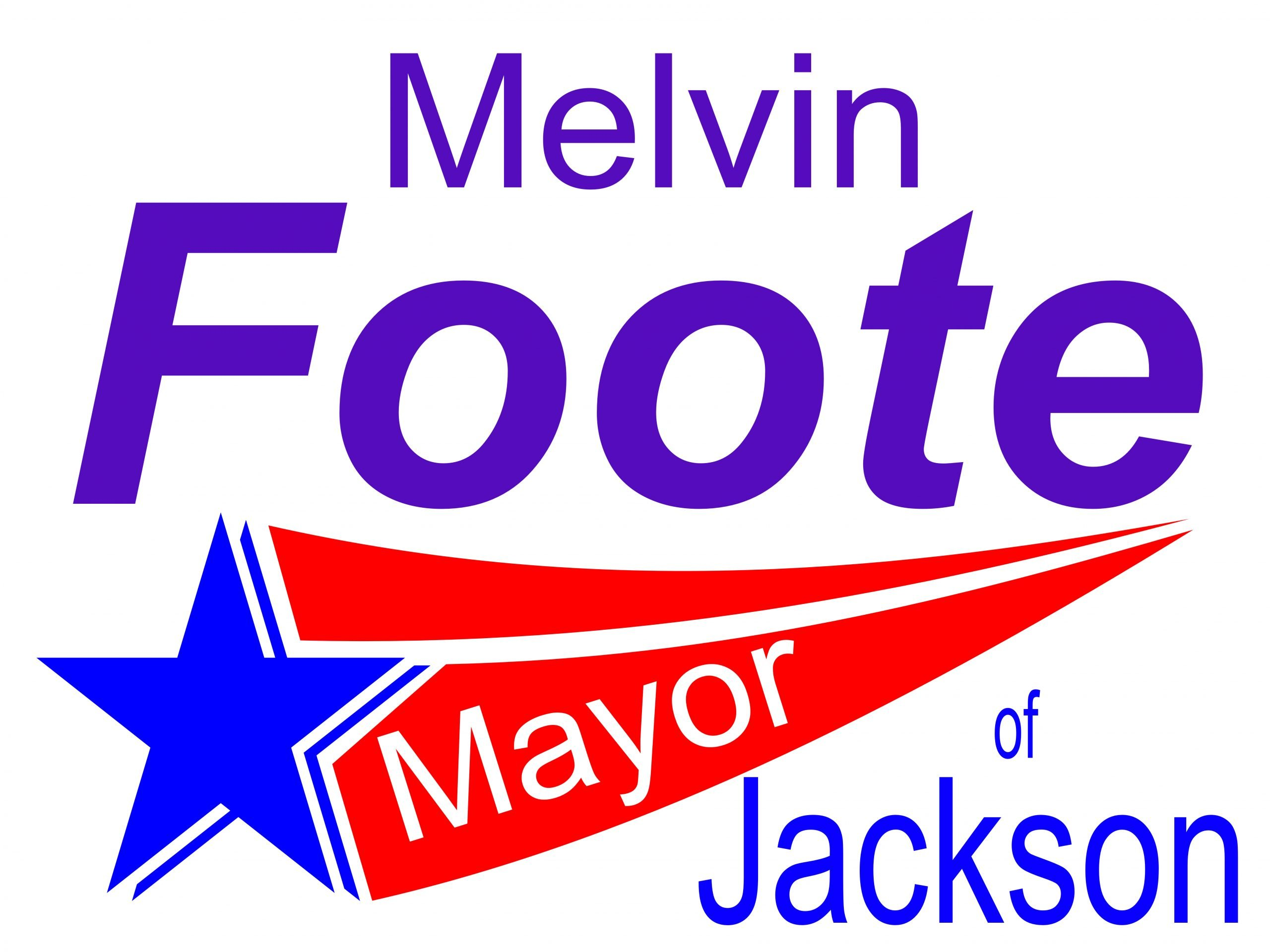 Jackson MS Mayor Campaign Logo