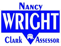 Wright Assessor Yard Sign