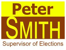 Peter Smith For Supervisor Of Elections