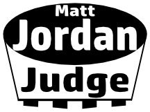 Jordan For Judge Yard Sign Logo
