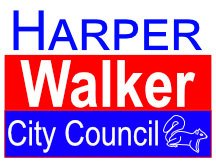 Brevard City Council Campaign Sign