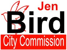 Bird For City Commission
