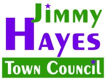 Jimmy Hayes Campaign Sign