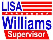 Williams For Supervisor Yard Sign Idea Or Logo