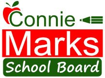 Marks For School Board Campaign Sign