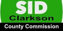 Sid Clarkson Yard Sign Design