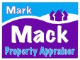 Mark For Property Appraiser Campaign Yard Sign