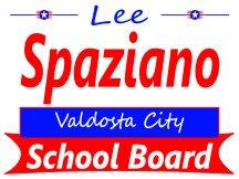 Lee Spaziano For Valdosta School Board