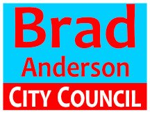 Brad Anderson campaign logo