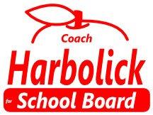 Coach Harbolick Campaign Sign