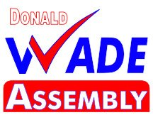Donald Wade For State Assembly Campaign Sign