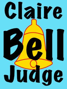 Claire bell for judge campaign sign