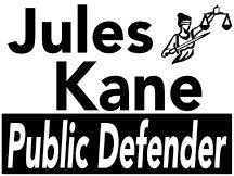 Jules Kane For Public Defender