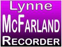 Lynne McFarland For Recorder Of Records Campaign Sign