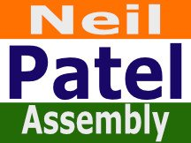 Neill Patel For Assembly Yard Sign