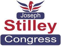 Joseph Stilley For Congress Yard Sign Design